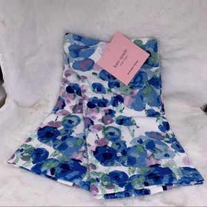 Kate spade floral water color dish towel set